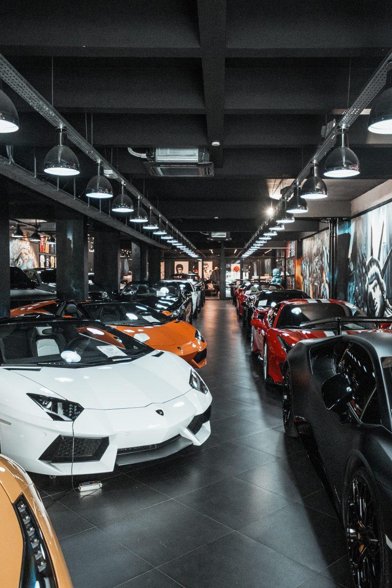 Najbardziej luksusowe samochody na świecie